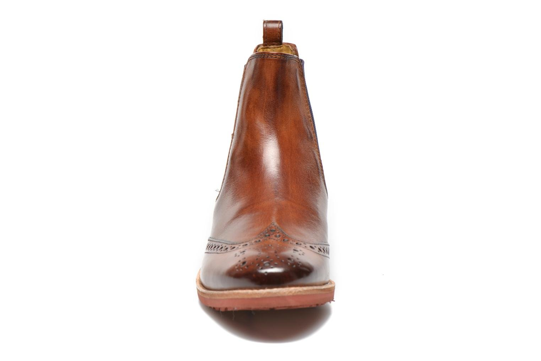 Stiefeletten & Boots Melvin & Hamilton Amelie 5 braun schuhe getragen