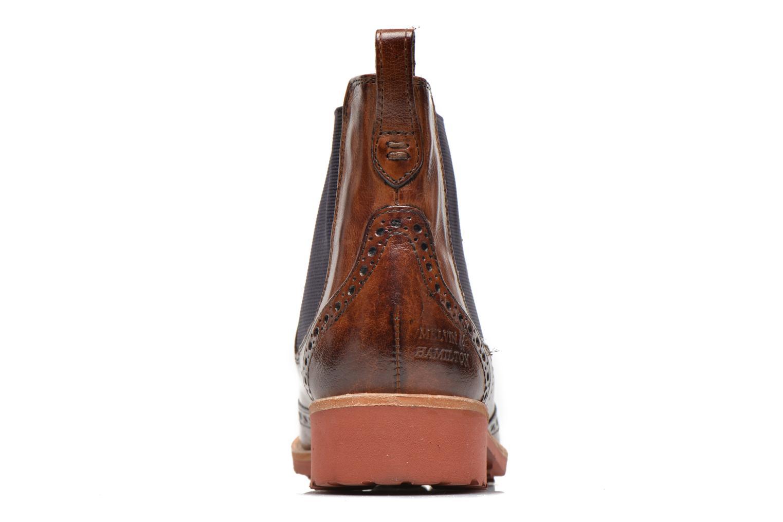 Stiefeletten & Boots Melvin & Hamilton Amelie 5 braun ansicht von rechts