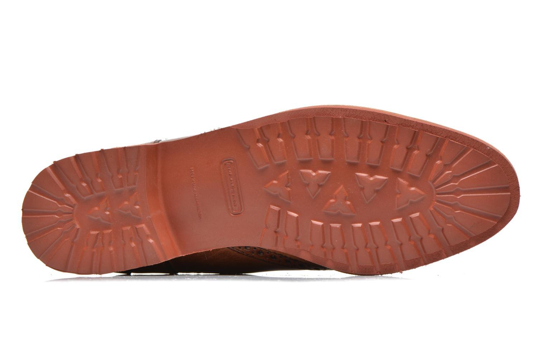 Stiefeletten & Boots Melvin & Hamilton Amelie 5 braun ansicht von oben