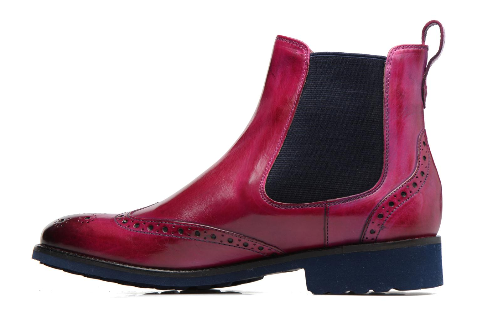 Ankle boots Melvin & Hamilton Amelie 5 Pink front view