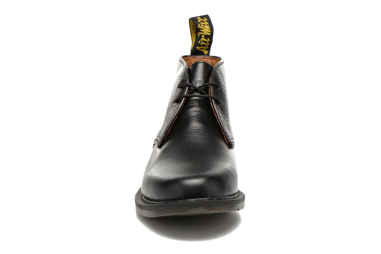 Chaussures à lacets Dr. Martens Sawyer Noir vue portées chaussures