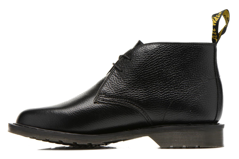 Chaussures à lacets Dr. Martens Sawyer Noir vue face