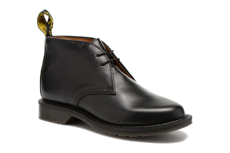 Chaussures à lacets Dr. Martens Sawyer Noir vue détail/paire