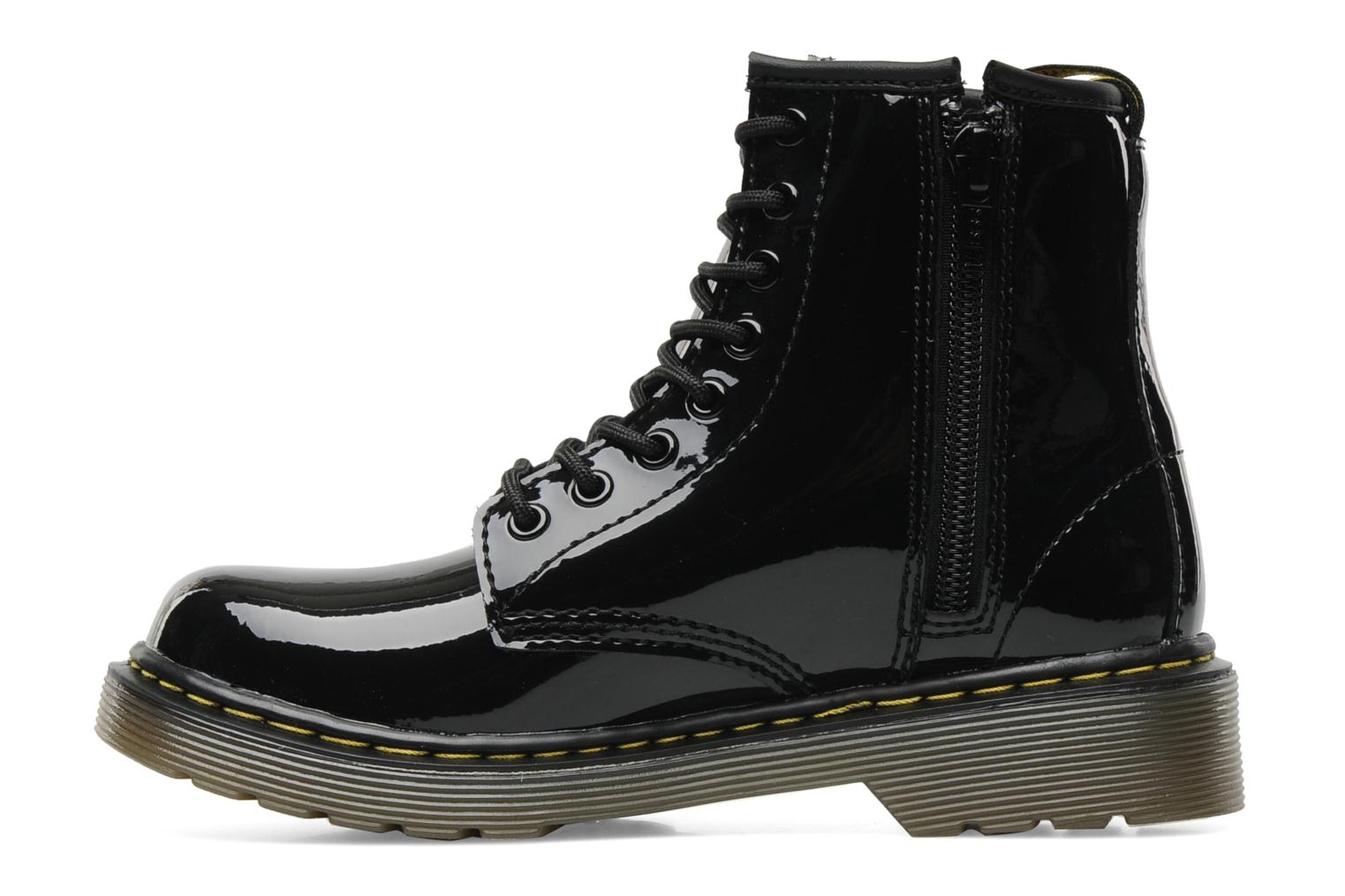 Bottines et boots Dr. Martens Juniors Delaney Lace boot Noir vue face