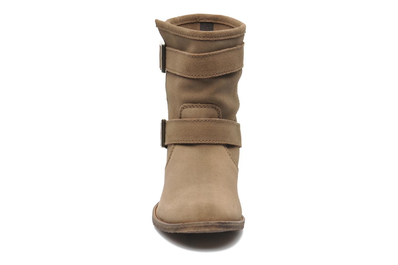 Bottines et boots Addict-Initial Chasuble Marron vue portées chaussures