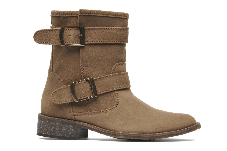 Bottines et boots Addict-Initial Chasuble Marron vue derrière