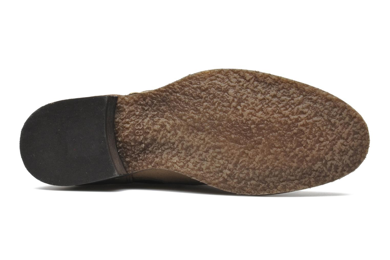 Bottines et boots Addict-Initial Chasuble Marron vue haut