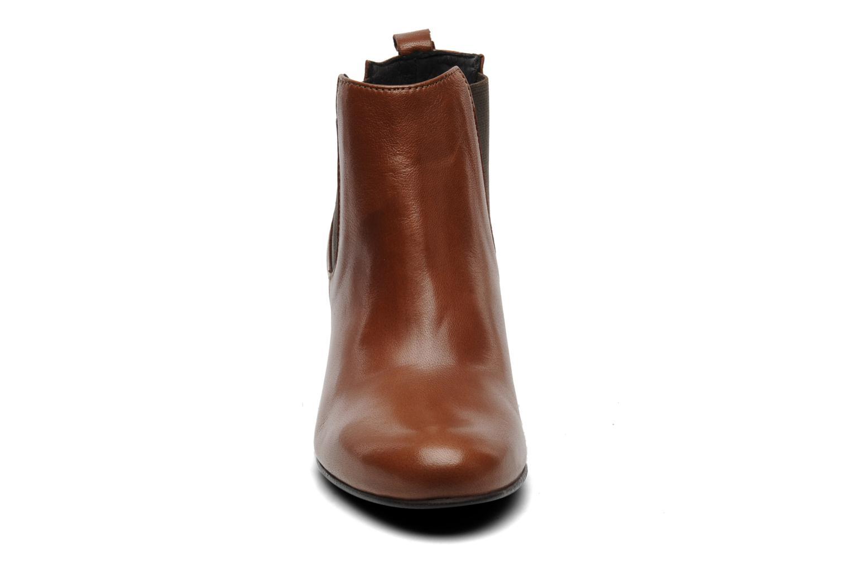 Bottines et boots Georgia Rose Leipoa Marron vue portées chaussures