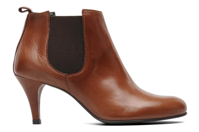 Bottines et boots Georgia Rose Leipoa Marron vue derrière