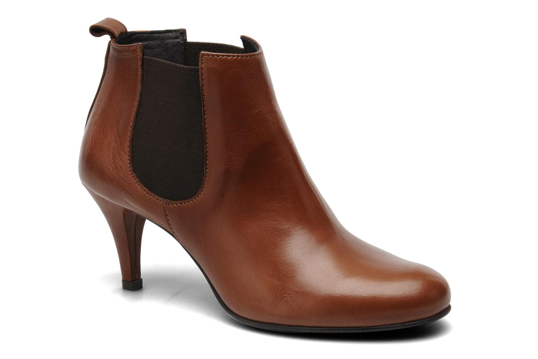 Bottines et boots Georgia Rose Leipoa Marron vue détail/paire