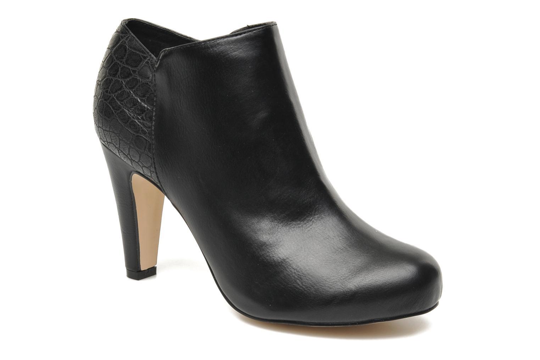 Boots en enkellaarsjes La Strada NMinma Zwart detail