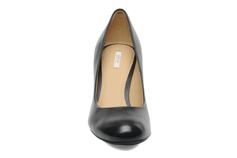 Escarpins Geox D Mariele D32T6E Bleu vue portées chaussures