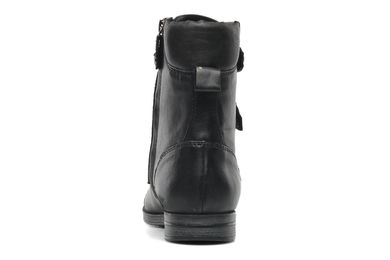 Boots en enkellaarsjes Geox D DALYA A Zwart rechts