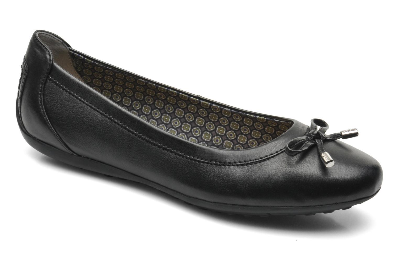 Zapatos promocionales Geox D PIUMA BAL H D34D8H (Negro) - Bailarinas   Los últimos zapatos de descuento para hombres y mujeres