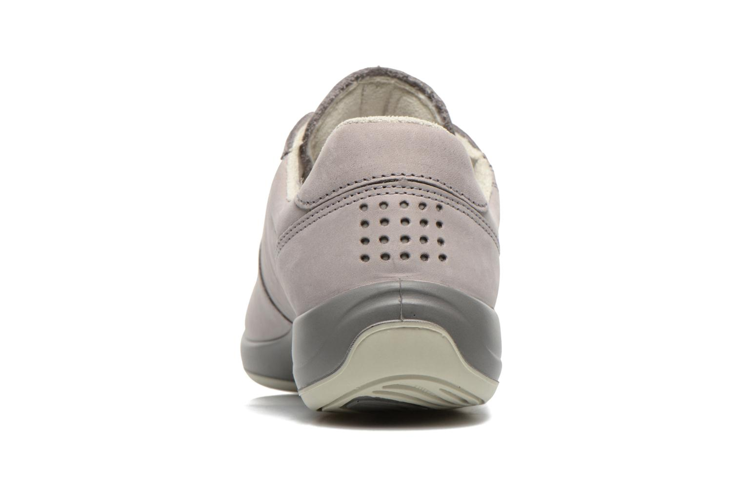 Baskets TBS Easy Walk Anyway Gris vue droite