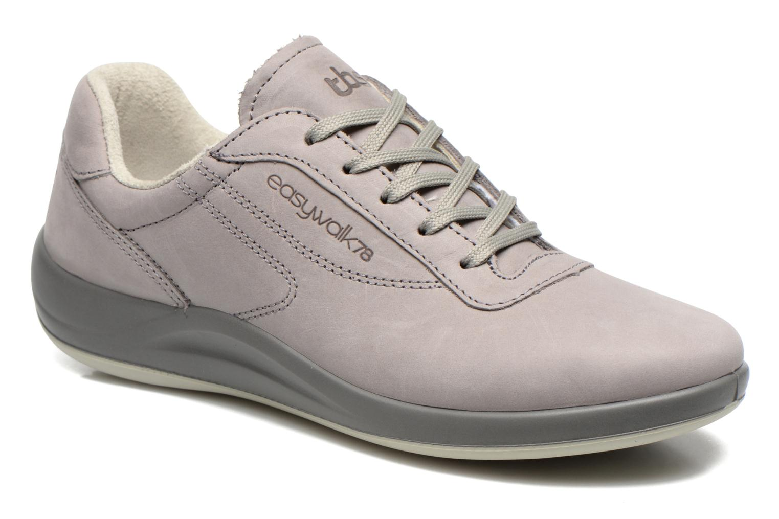 Trainers TBS Easy Walk Anyway Grey detailed view/ Pair view