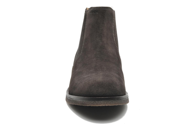 Boots en enkellaarsjes Geox U CLAUDIO G Grijs model