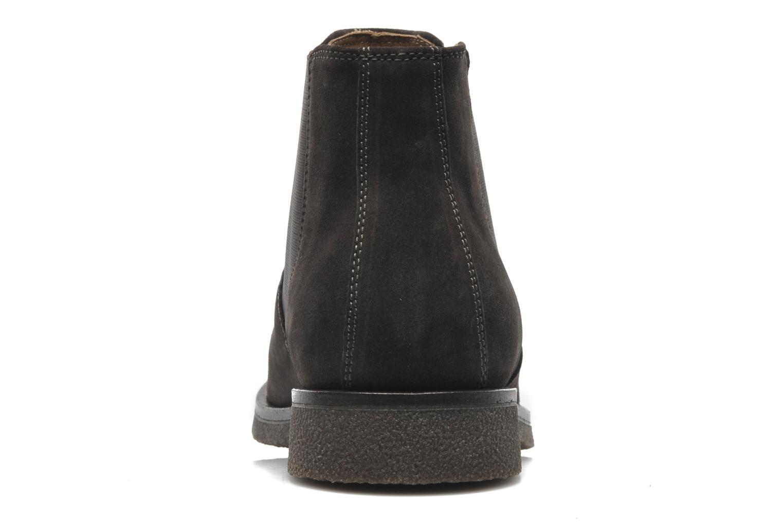 Boots en enkellaarsjes Geox U CLAUDIO G Grijs rechts