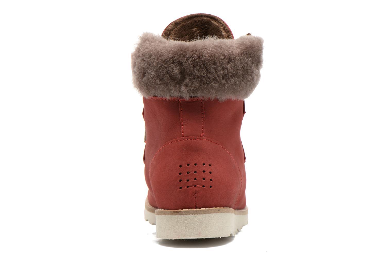 Stiefeletten & Boots TBS Ariana rot ansicht von rechts