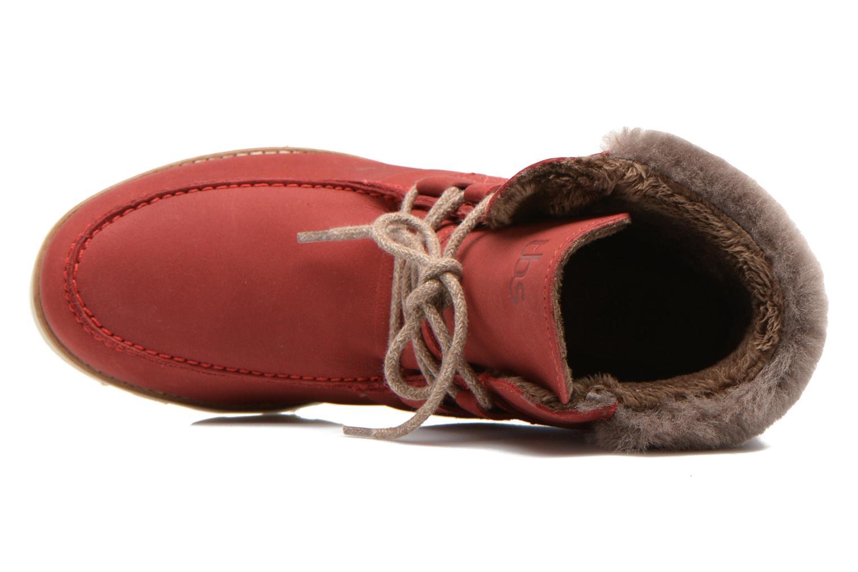 Stiefeletten & Boots TBS Ariana rot ansicht von links