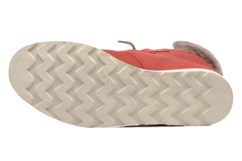 Stiefeletten & Boots TBS Ariana rot ansicht von oben