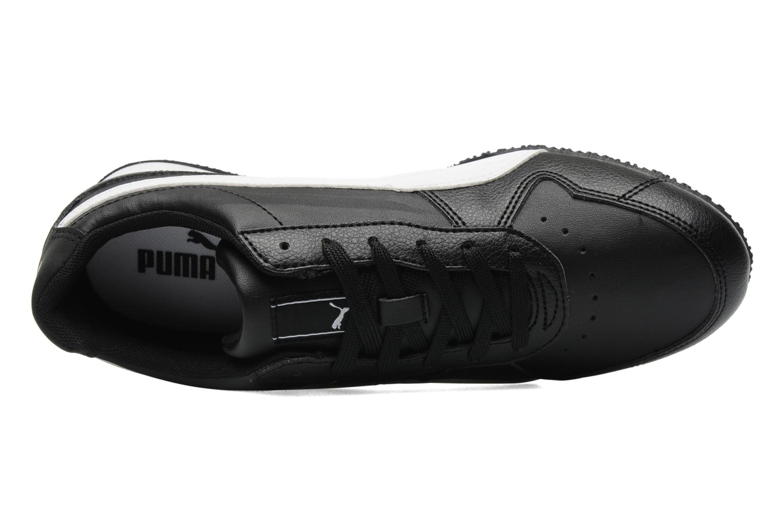 Puma Fieldster Black-White