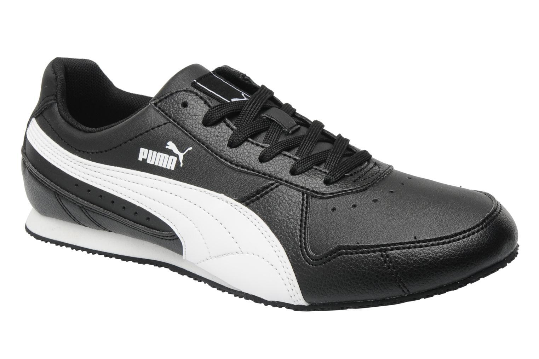 Puma Fieldster Black-White