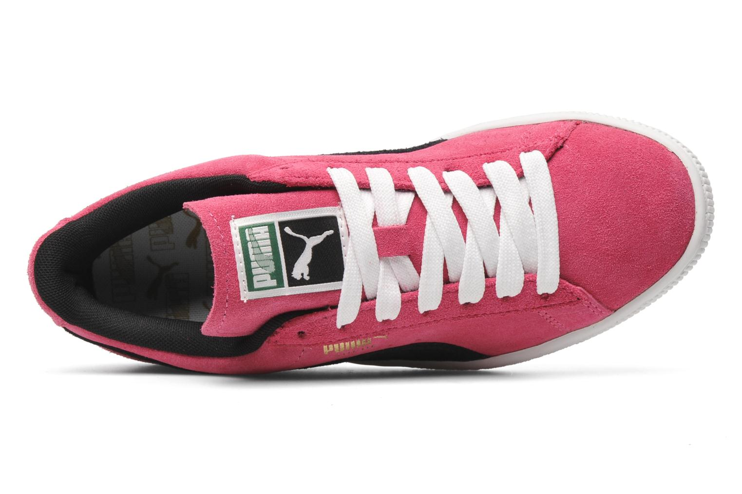 Sneakers Puma Suede Classic Wn's Pink se fra venstre