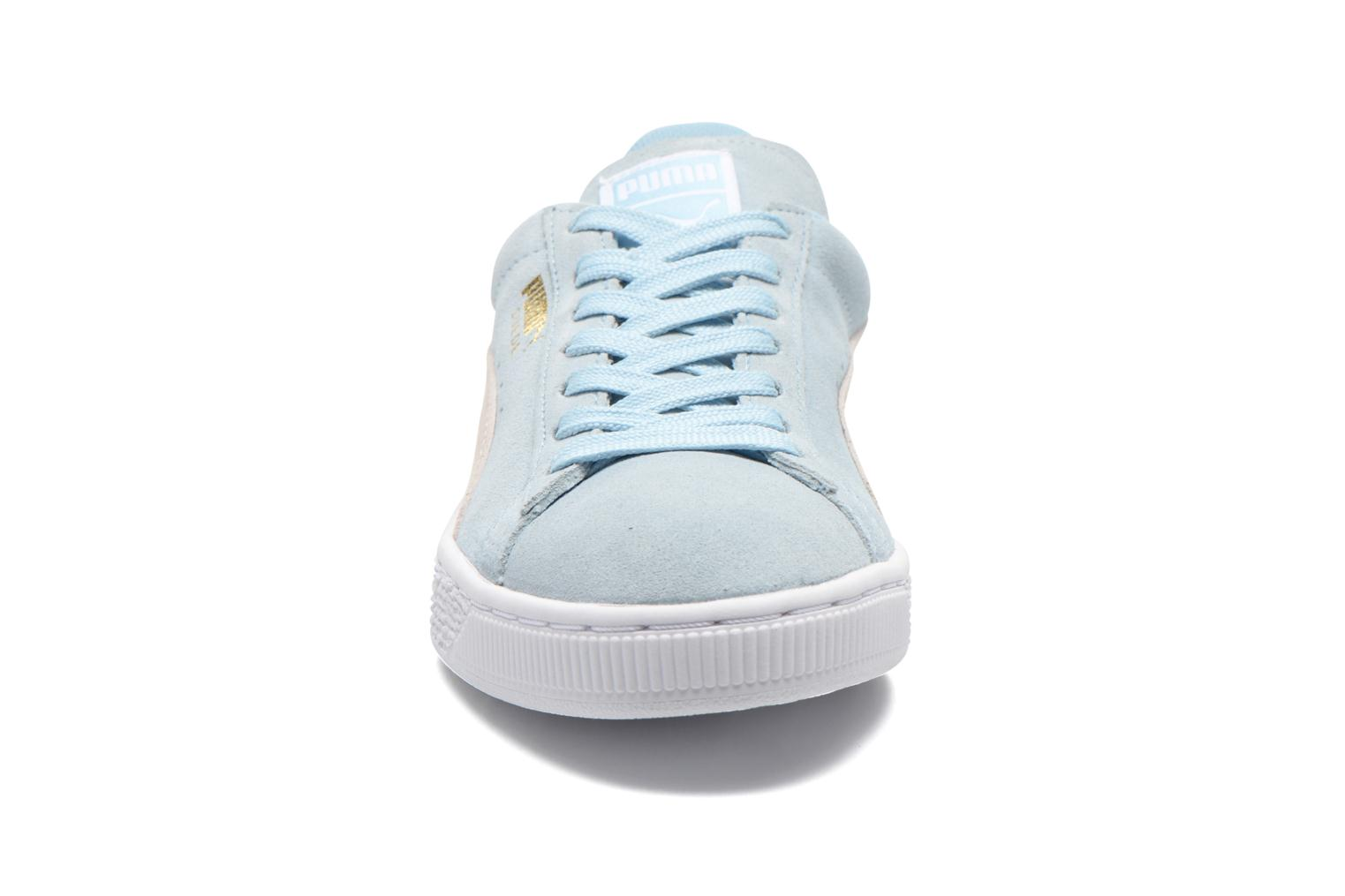 Sneakers Puma Suede Classic Wn's Blauw model