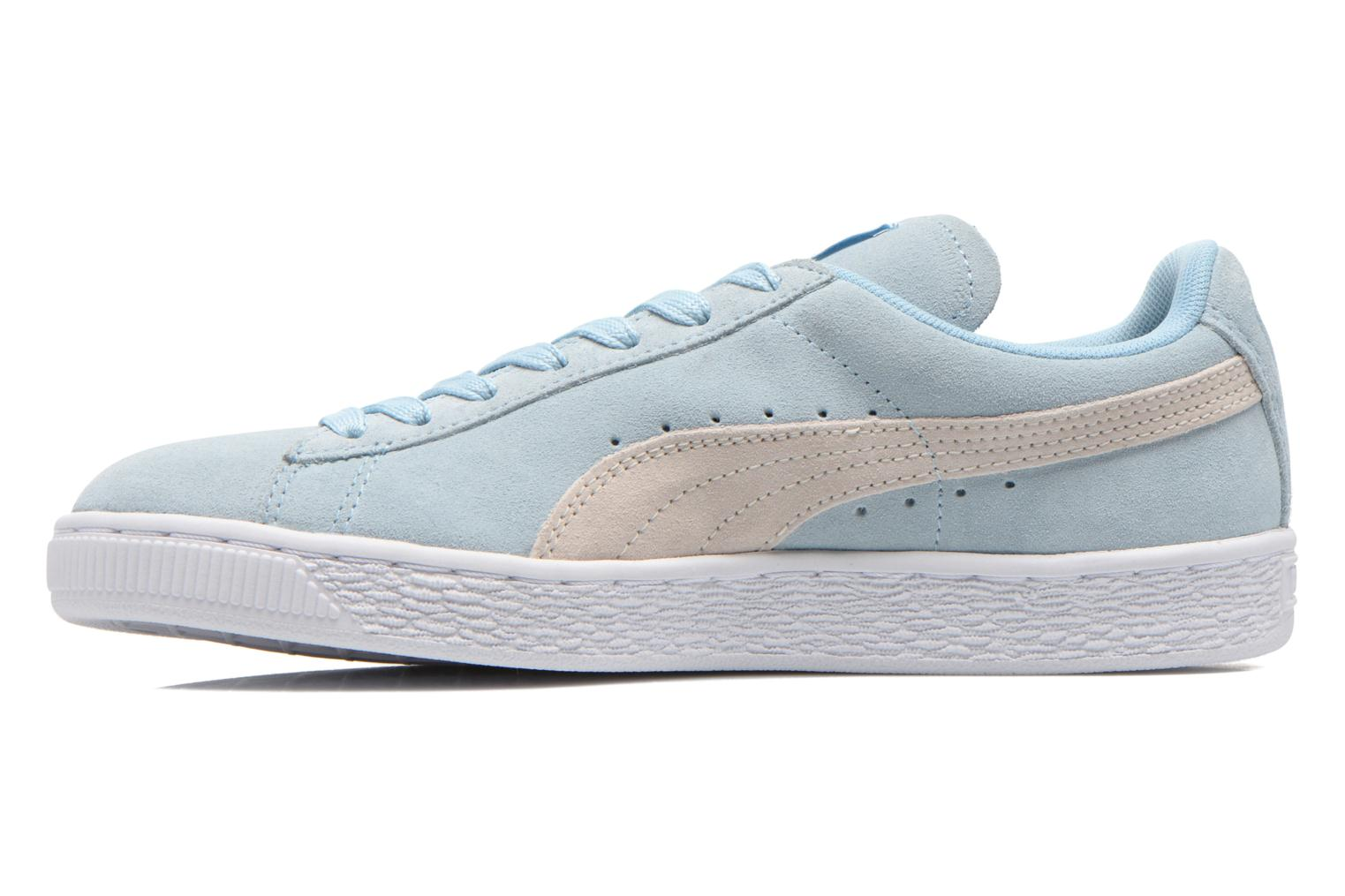 Sneakers Puma Suede Classic Wn's Blauw voorkant