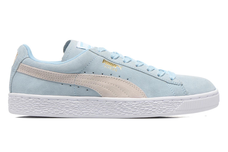 Sneakers Puma Suede Classic Wn's Blå se bagfra