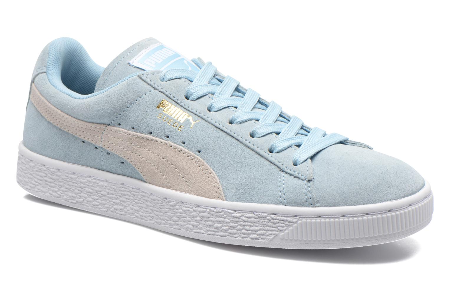 Sneakers Puma Suede Classic Wn's Blauw detail
