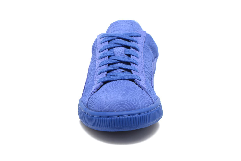 Sneakers Puma Suede Classic Wn's Blauw model