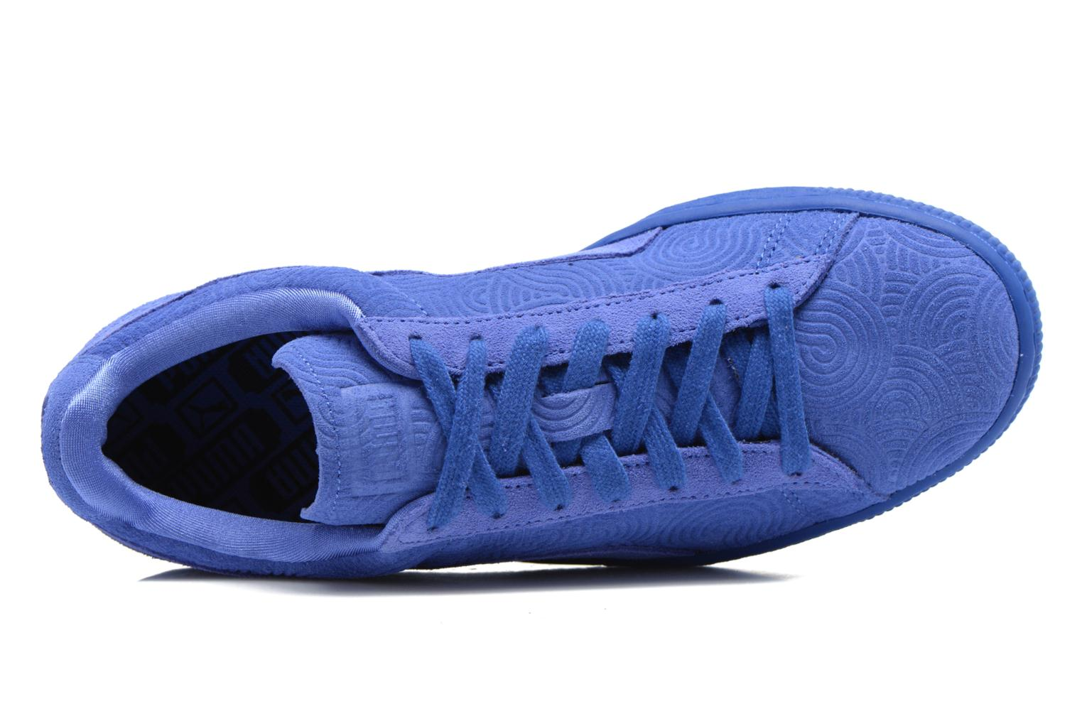Sneakers Puma Suede Classic Wn's Blauw links