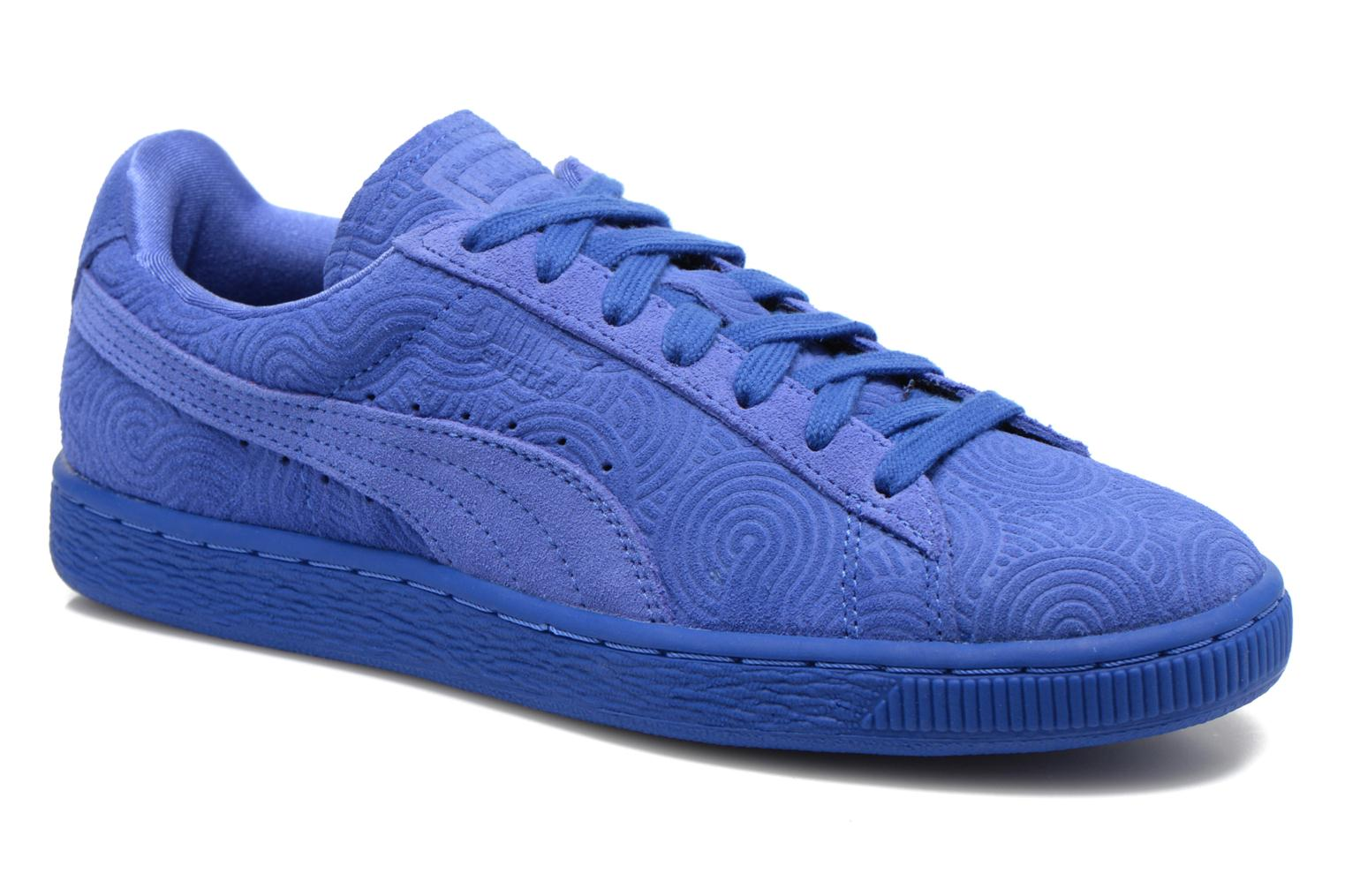 Suede Classic Wn's Col Blue