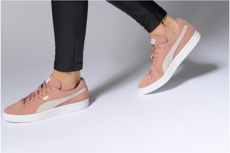 Sneakers Puma Suede Classic Wn's Zwart onder