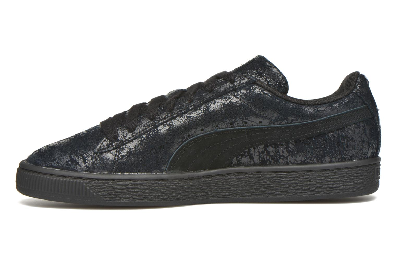 Sneakers Puma Suede Classic Wn's Zwart voorkant