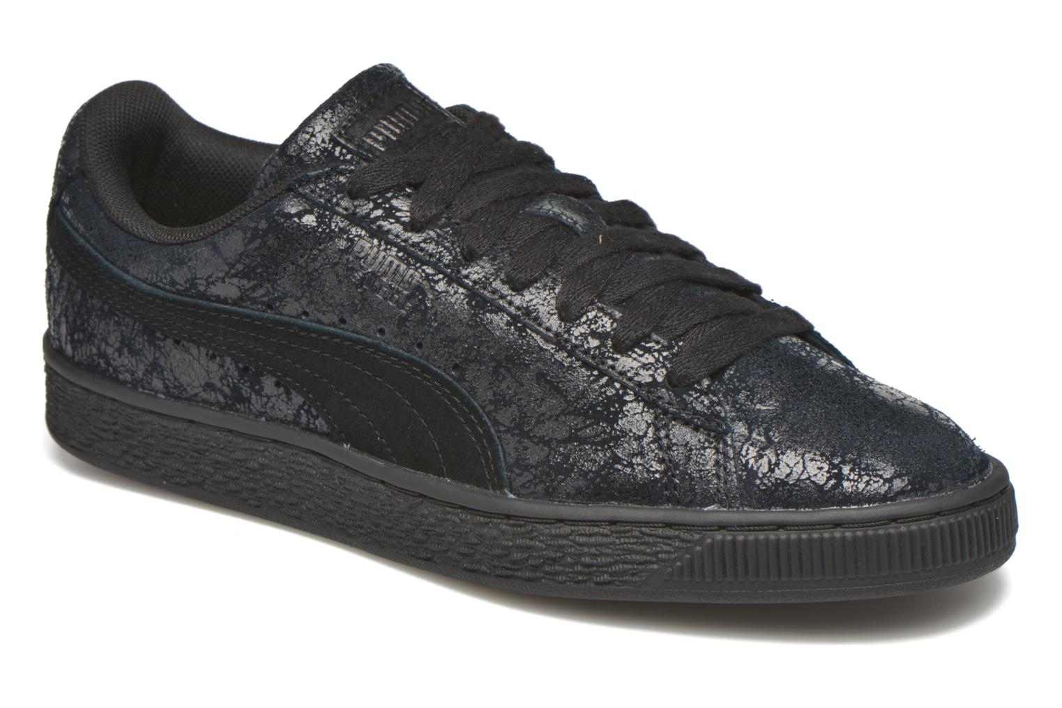 Sneakers Puma Suede Classic Wn's Zwart detail