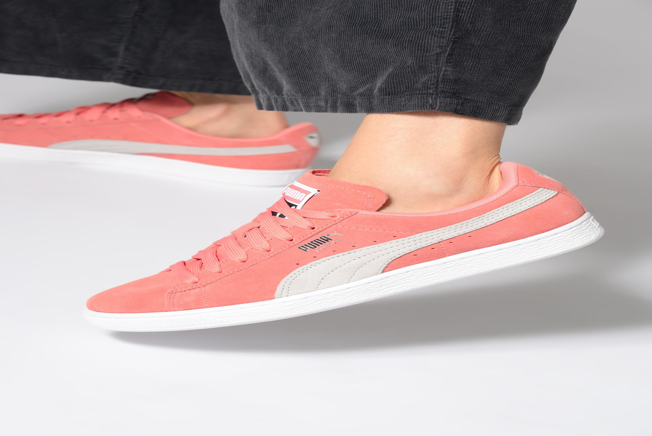 Sneakers Puma Suede Classic Wn's Grøn se forneden