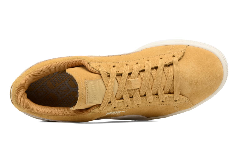Sneakers Puma Suede Classic Wn's Gul se fra venstre