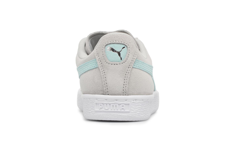 Sneakers Puma Suede Classic Wn's Grigio immagine destra