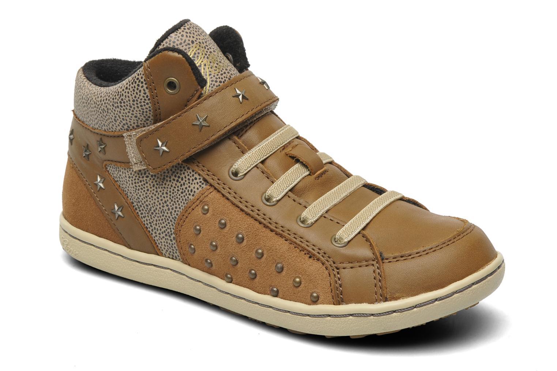 Sneakers Geox J PRISCA A Bruin detail