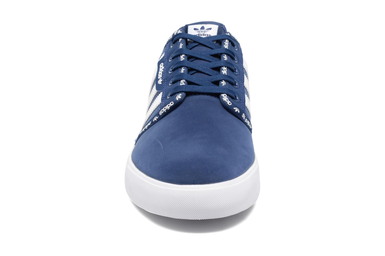 Trainers Adidas Originals Seeley Blue model view