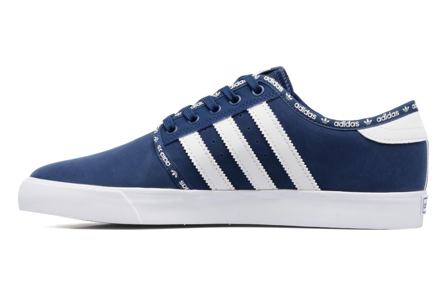Trainers Adidas Originals Seeley Blue front view