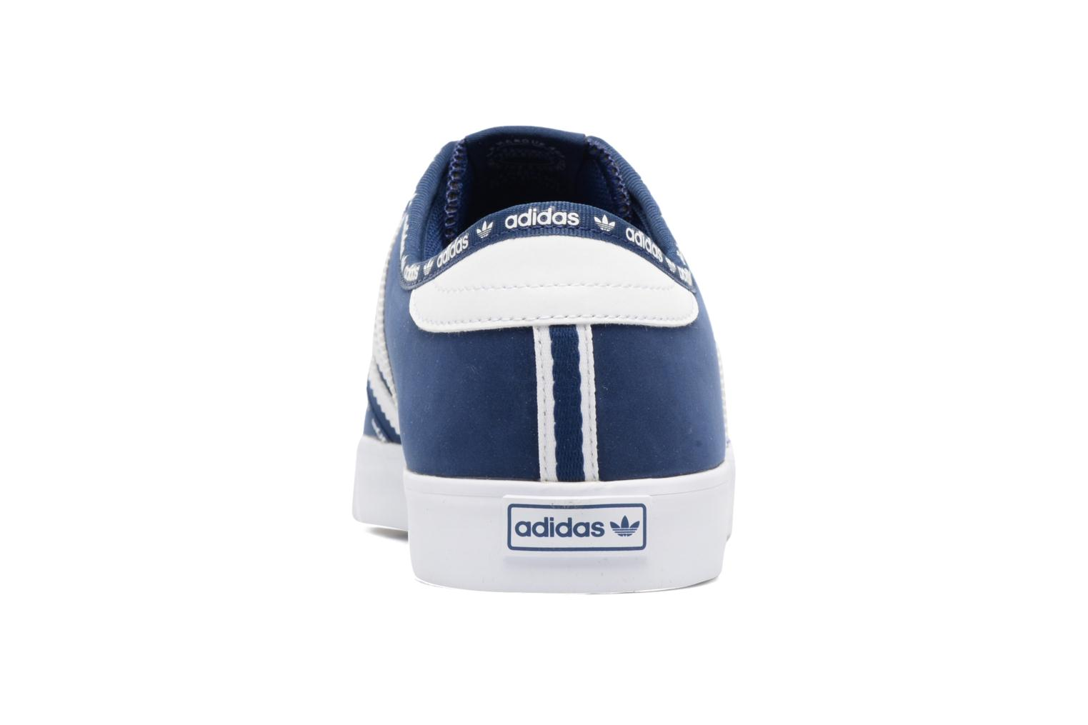 Trainers Adidas Originals Seeley Blue view from the right