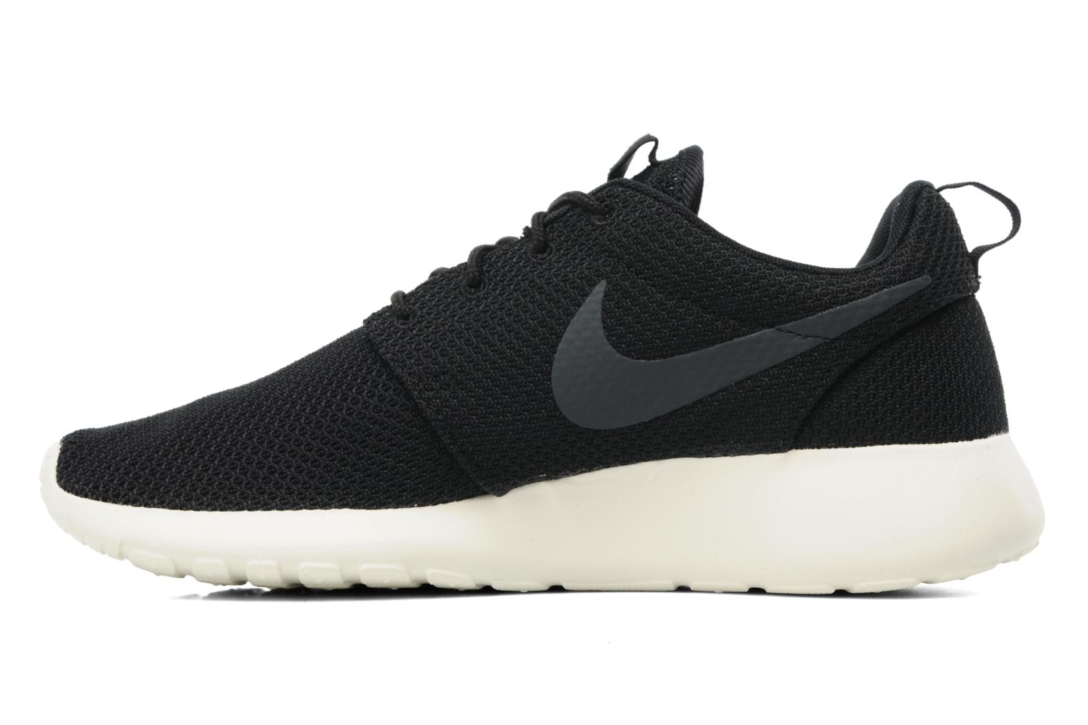 Baskets Nike Nike Roshe One Noir vue face
