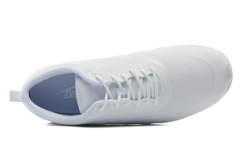Baskets Nike Wmns Nike Air Max Thea Blanc vue gauche