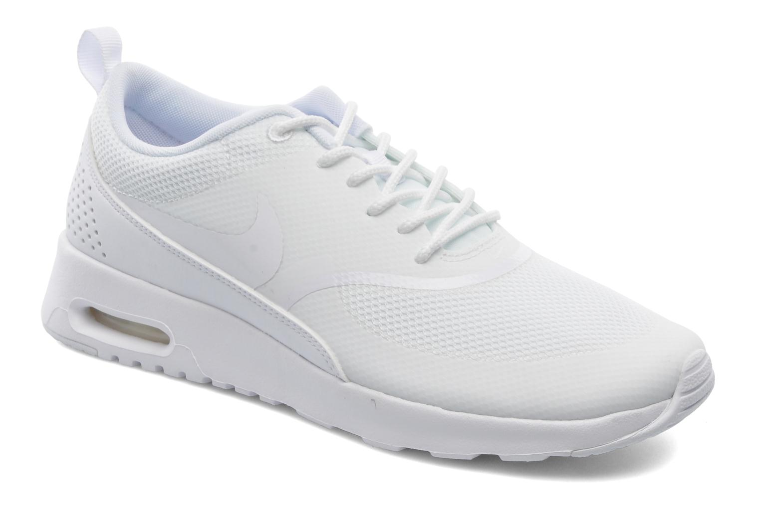 newest 202b9 a2b02 ... Trainers Nike Wmns Nike Air Max Thea White detailed view Pair view ...