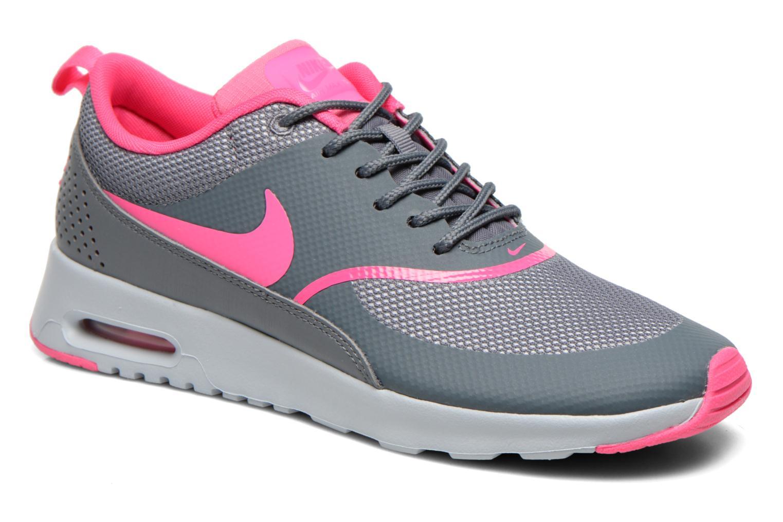 Air Max Thea Pink Grau