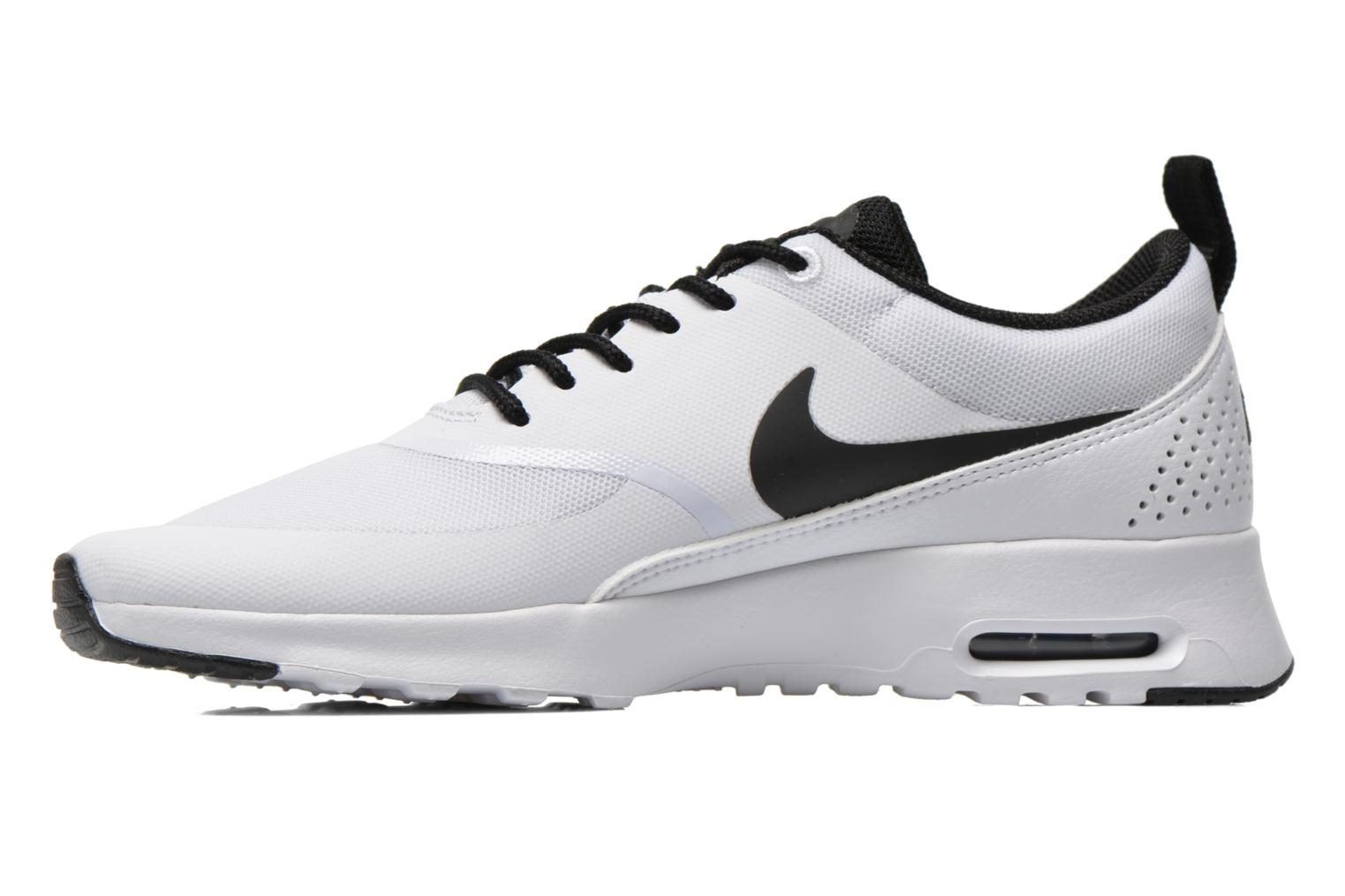 Black/Summit White Nike Wmns Nike Air Max Thea (Noir)